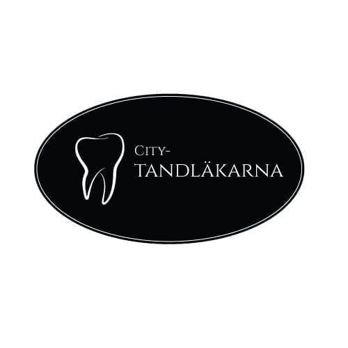 Snygg logotyp till tandläkare