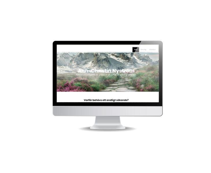 Andlig och religiös hemsida