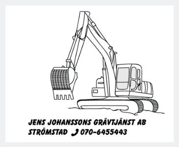 Jens Johanssons Grävtjänst