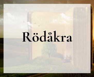 Hemsida för bok Rödåkra