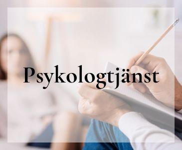 Psykologtjänst i Skåne