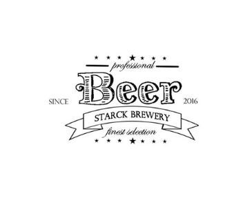 Öletiketter att sätta på egna ölflaskor