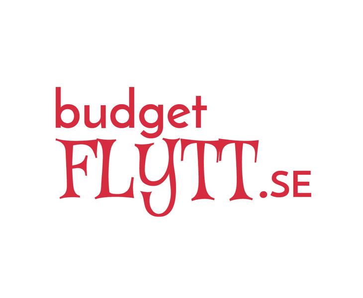 Design av logga till Budgetflytt
