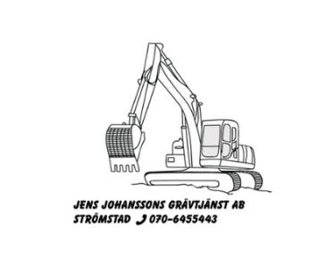Logga till företag som håller på med markarbeten