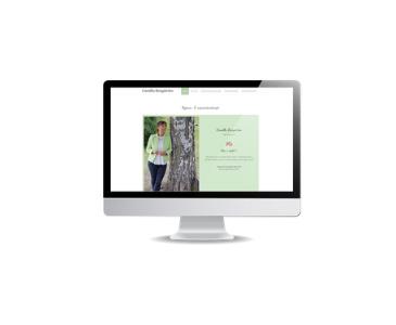 hemsida för hypnosterapi
