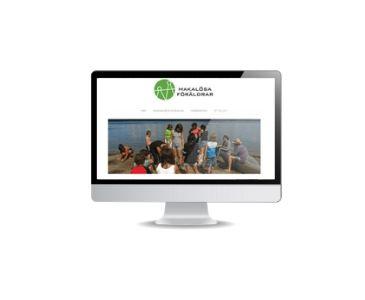 hemsida till föreningen Makalösa föräldrar