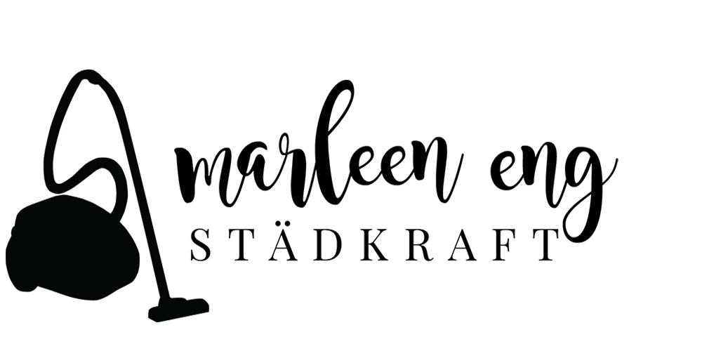 Logotyp till städföretag städkraft
