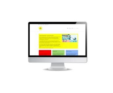 Snygg hemsida till HR-coach