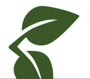 vektoriserad logotyp till osteopat